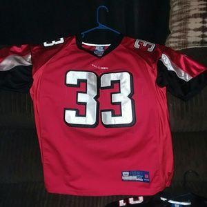 Atlanta Falcons Rebook Jersey